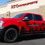 SGT Ramirez and the United States Marine Corps brought us this Ford Trucks F150 for a stereo & wheels.