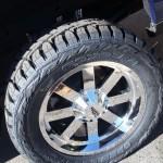 Tony brought us his 2016 1500 2WD Silverado for a Maxtrac Suspension 3