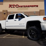 Josh Vidal brought us his 2016 GMC Sierra Denali 2500HD for a CST Performance Suspension 3-6