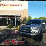Nathan brought us his 2016 Toyota USA Tacoma for a BADASS suspension upgrade. We installed ICON Vehicle Dynamics stage 3 lift kit which includes 2.5