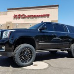 Shannon recently brought in his 2015 GMC Yukon Denali XL for a Fabtech Motorsports 6