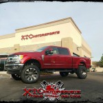 Danny Martinez brought his 2017 Ford Trucks F350 Super Duty in for a 6