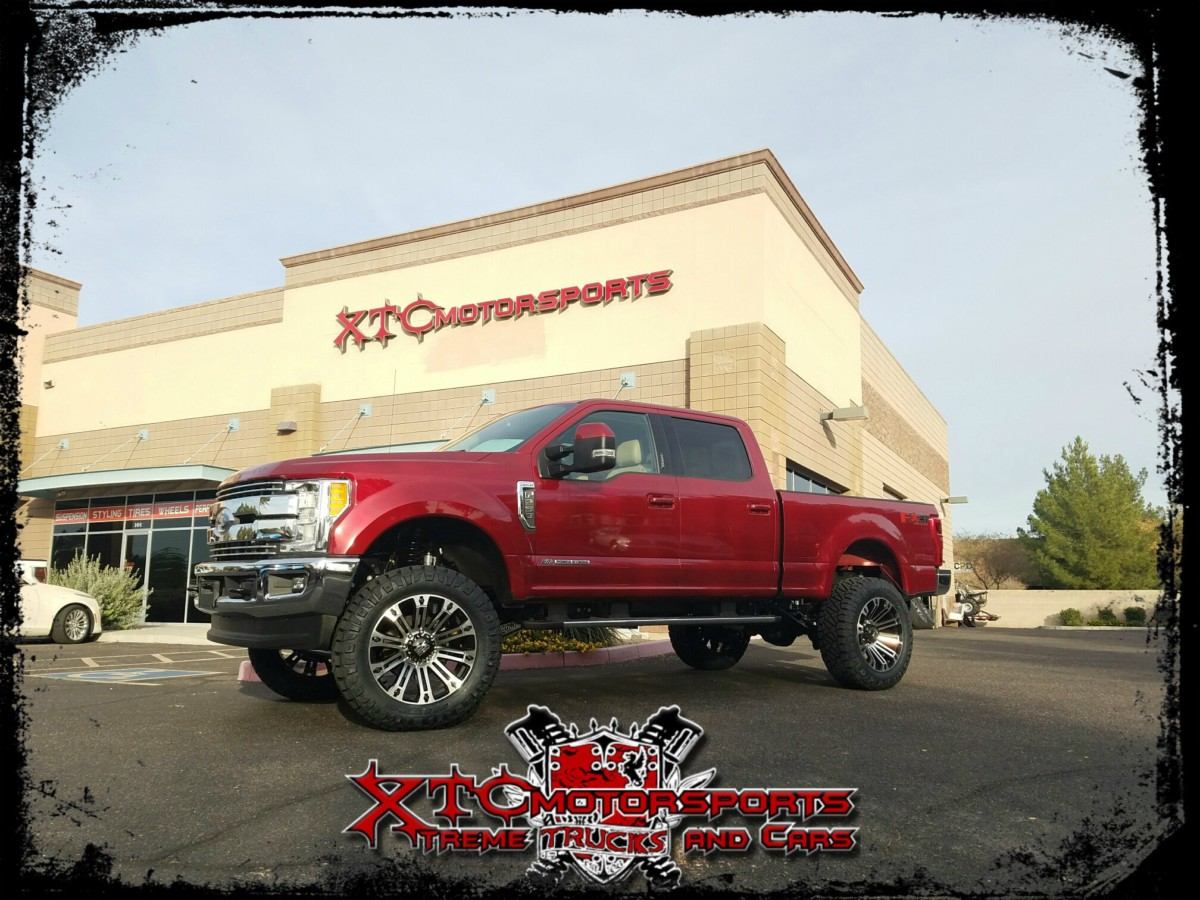 2017 Ford F350 Super Duty Lifted Trucks Danny Martinez Brought His In For A 6