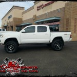 Tessa Powell brought us her 2014 Toyota USA Tacoma for a 6