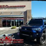 Antonio brought in his 2016 Toyota USA 4Runner for an ICON Vehicle Dynamics 3.5