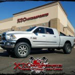 Brent brought in his 2016 Ram 2500 Mega Cab for a Daystar 2