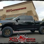 Trevor brought us his 2014 Ram Trucks 1500 for a ReadyLift Suspension Inc. 2.5