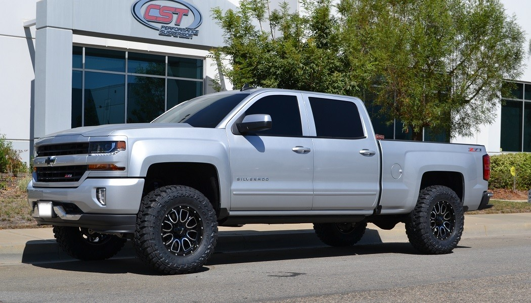 Brand New from CST Performance Suspension 2014+ GM1500 4.5 ...