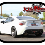 Gary brought in his 2015 Scion FR-S for Eibach 1.4