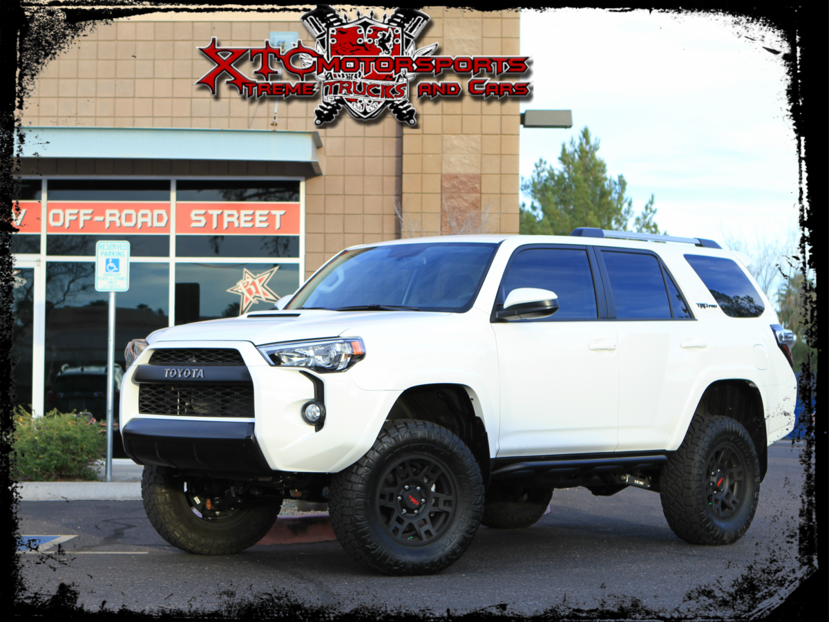 2017 Toyota 4runner >> Thomas's 2017 Toyota USA 4Runner received an ICON Vehicle Dynamics Stage 7 suspension system and ...
