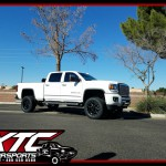 Kyle brought us his 2015 GMC Sierra Denali 2500HD for a Cognito Motorsports, Inc 4-6