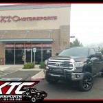 Mike dropped off his 2017 Toyota USA Tundra for a ReadyLift Suspension Inc. 3