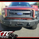 Fernando brought in his 2014 Ford Motor Company F-150 FX4 for an ICON Vehicle Dynamics Stage 2 0-3