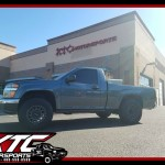 This is the second GMC Canyon we have built for Clarissa, we put a 2.5