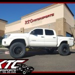 Garrett brought in his 2014 Toyota USA Tacoma for a BDS Suspension 6
