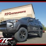 Ty dropped off his 2016 Toyota USA 4Runner for a ReadyLift 3