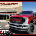 Scott dropped off his 2017 Ford Motor Company F-250 Super Duty for a 3.5