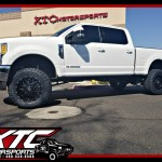 Michael brought us his 2017 Ford Motor Company F250 Super Duty for a BDS Suspension 4