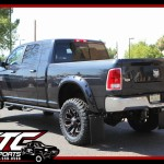 We just built this 2017 Ram Trucks 2500 Mega Cab for Hugo. We installed a BDS Suspension 4