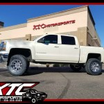 Eric brought us his 2014 Chevrolet Silverado 1500 for a ReadyLift Suspension Inc. 6.5