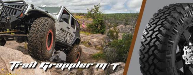 Nitto Ridge Grappler Sizes >> Nitto Grappler Tire Buyer Guide | XTC Motorsports