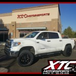 Dave brought in his 2016 Toyota USA Tundra for a ReadyLift Suspension Inc. 4