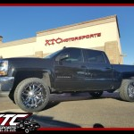 David dropped off his 2017 Chevrolet Silverado 1500 for an XTC Motorsports 2.5