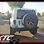 We just finished up this 2015 Jeep Wrangler Rubicon Unlimited for Joe. We installed a BDS Suspension 3