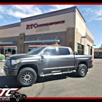 Lance brought us his 2014 Toyota USA Tundra for a Pro Comp 3/1