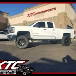 John brought in his 2014 Chevrolet Silverado 1500 for a Zone Offroad Products 6.5