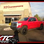 Michael had us hook up his 2015 Toyota Tundra with a ReadyLift 3
