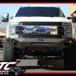 We just finished up this monster build for James on his 2018 Ford Motor Company F250 King Ranch. We installed an ICON Vehicle Dynamics 4.5