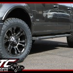 Mike brought in his 2015 Ford F150 for a ReadyLift Suspension 2.5