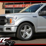 Jace brought us his 2018 Ford F150 for Maxtrac Suspension 2