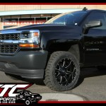 Robert brought in his 2017 Chevrolet Silverado 1500 for an XTC Motorsports 2.5