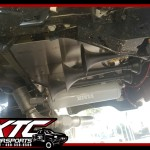 It's been a few weeks but Ryan had us install an ICON Vehicle Dynamics Stage 5 2.5