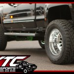 Steve recently had us install a custom painted CST Performance Suspension 6-8