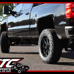 Rusty brought in his 2016 Chevrolet Silverado 2500HD for a CST Performance Suspension 3-6